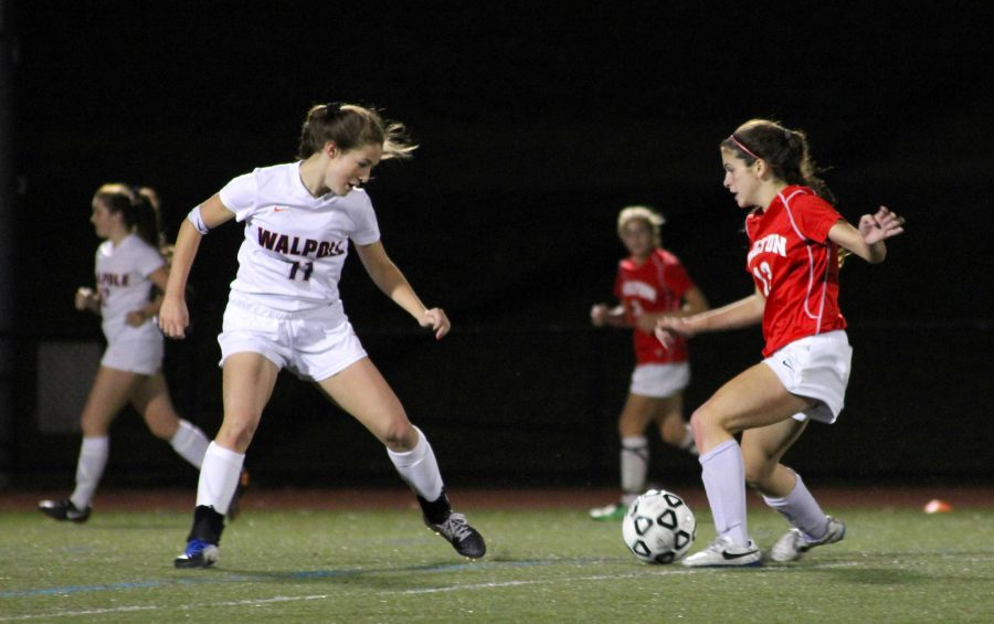 Girls Soccer (7-5-4) Qualifies for Tournament