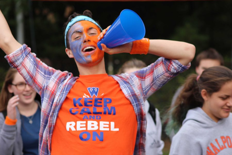 Gallery: Fall Pep Rally on Turco Brings Together All Students