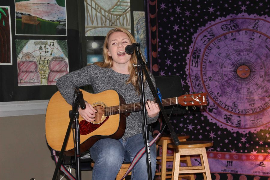 Gallery: Students Perform at First Coffee House of School Year