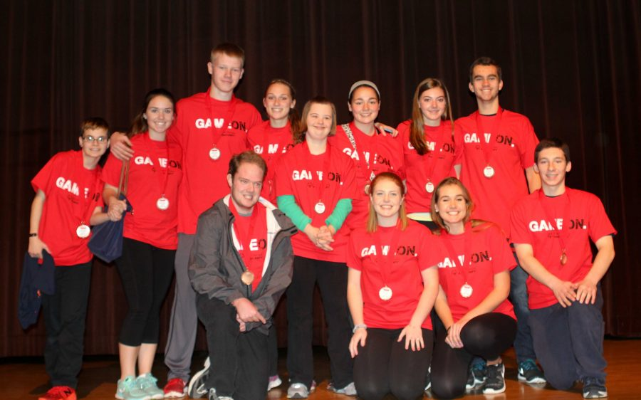 Gallery: Student Council Teams up with Best Buddies for Special Olympics Bocce Tournament