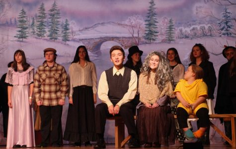 Alumni Megan Keough Brings Snow Queen Production to the Walpole High Stage