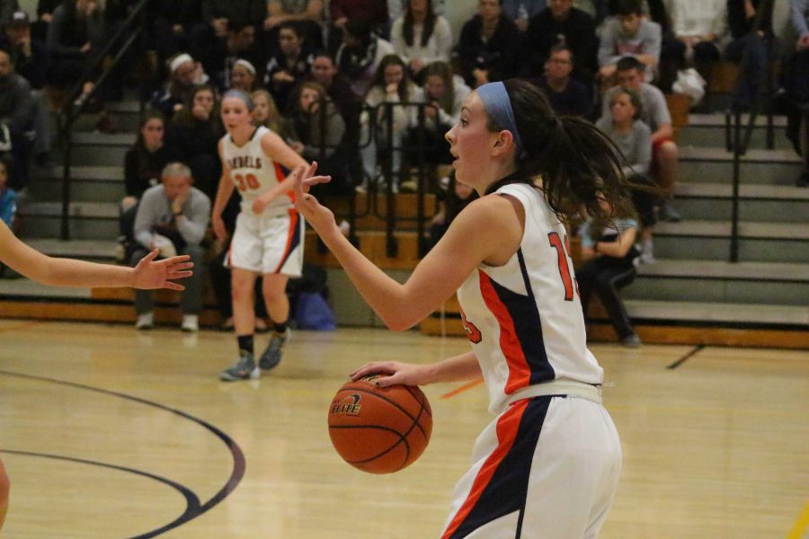 Gallery: Walpole Girls Basketball Wins Season Opener against Natick