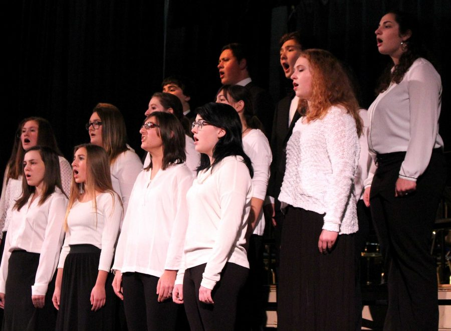 Gallery: Students Perform in Annual Winter Concert