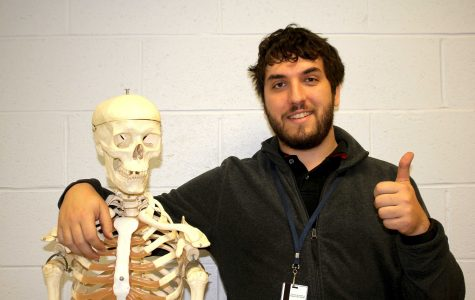 Long Term Substitute Eric O'Connor Returns to Walpole High