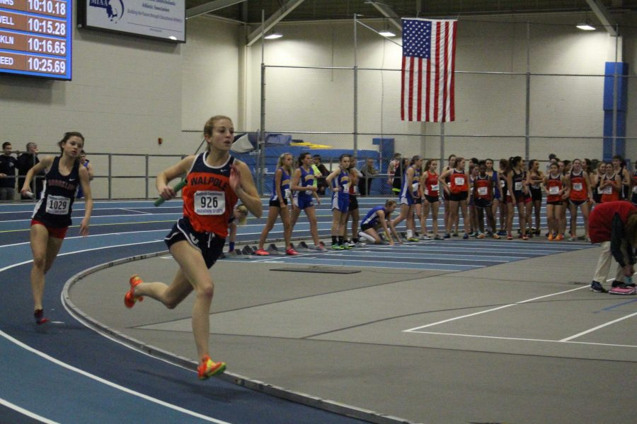 Gallery: Boys and Girls Track Lose to Natick