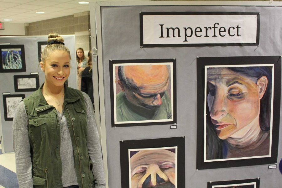 Gallery: Students Present Their Original Work at Annual Art Show