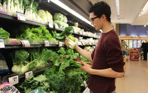Veganism Q&A: Senior Matt Moriarty Embraces New Healthy Lifestyle of Veganism