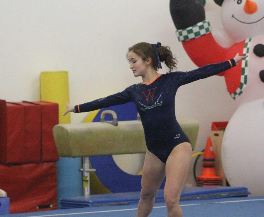 Gymnastics Team Welcomes Kondo
