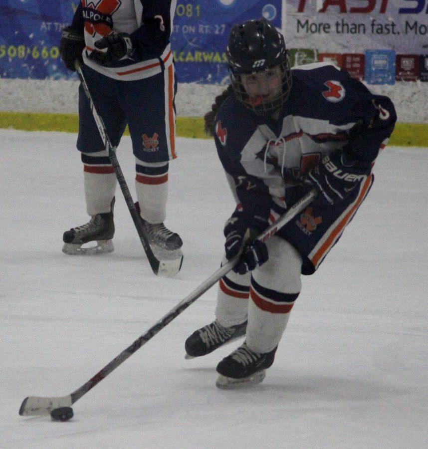 Gallery: Girls Hockey Defeats Framingham 8-1