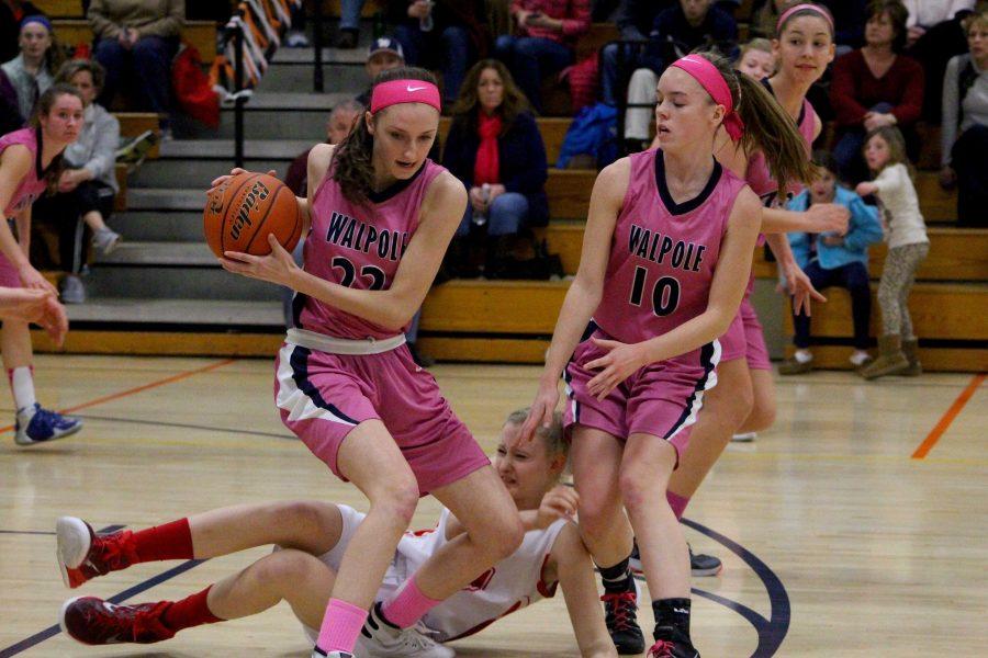 Gallery: Girls Basketball Defeats Milton on Senior Night
