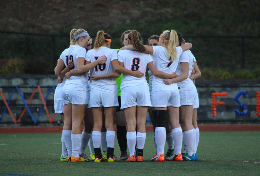 Girls Soccer Ends Their Season with a Win