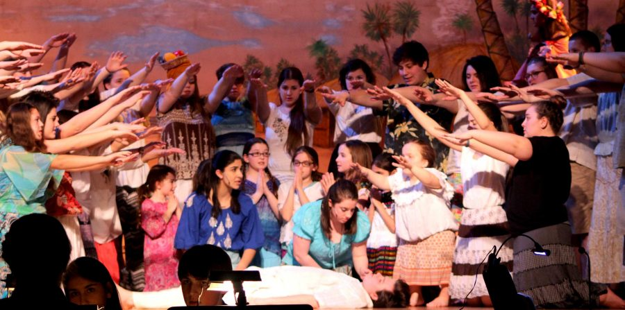 Gallery: Drama Club Presents Spring Musical Once on This Island