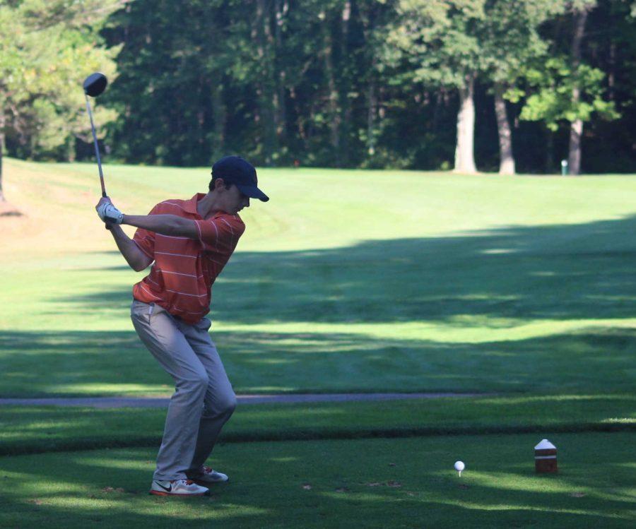 Gallery: Walpole Boys Golf Beats Milton