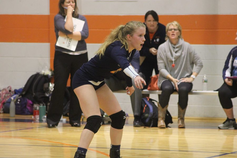 Rebel Volleyball Shatters School Record