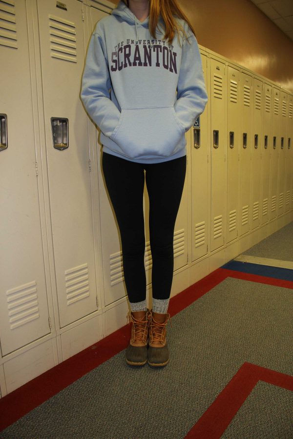 Walpole High Embraces Comfort With 'Athleisure' Trend