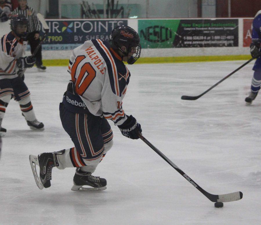Boys Hockey Defeats Archbishop Williams But Loses to Franklin