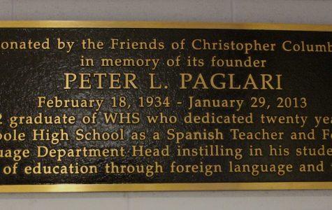 Friends of Christopher Columbus Honor Peter Paglari