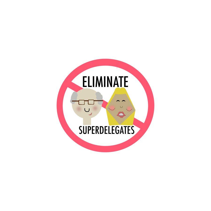 Democratic Party Should Eliminate Superdelegates