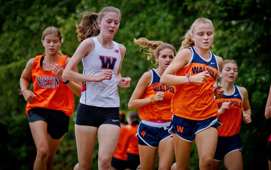 Tierney Leads XC Team With a 9-0 Record