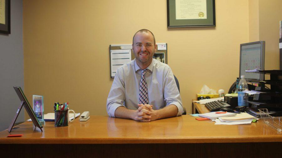 Powers Joins Walpole High School Administration