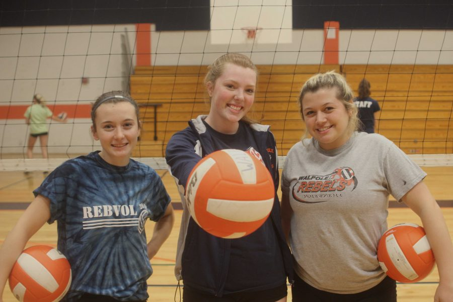 Volleyball Rallies for Big Comeback with Six Game Winning Streak