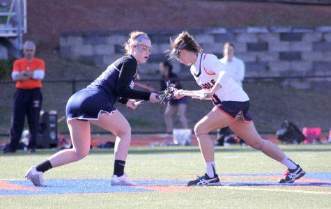 Girls Lacrosse defeats Wellesley in Overtime, 17-16