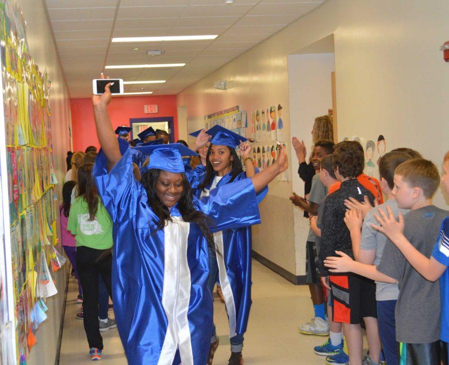 Gallery: Class of 2016 Visits Boyden Elementary School