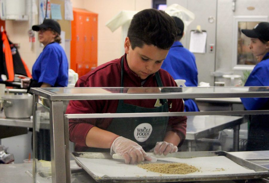 Gallery: Walpole High Hosts 3rd Annual Iron Chef Jr. Competition
