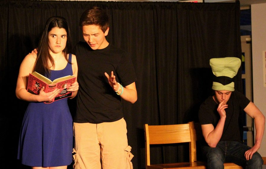 Gallery: Drama Club Closes the year with Comedic