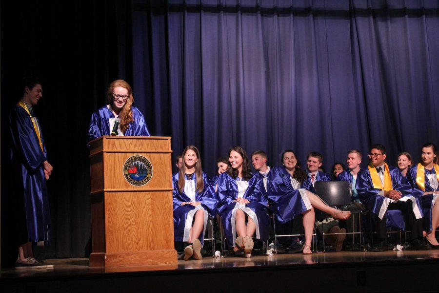 Gallery%3A+National+Honors+Society+Inducts+New+Members+from+Junior+Class