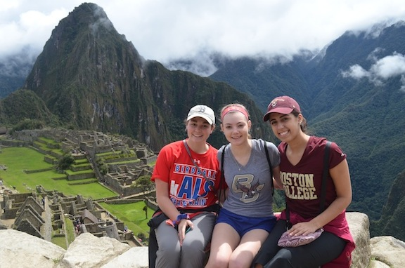 Students Complete Service Project in Peru During April Break