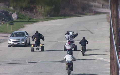 Police Arrest 14 Members of Bike Life