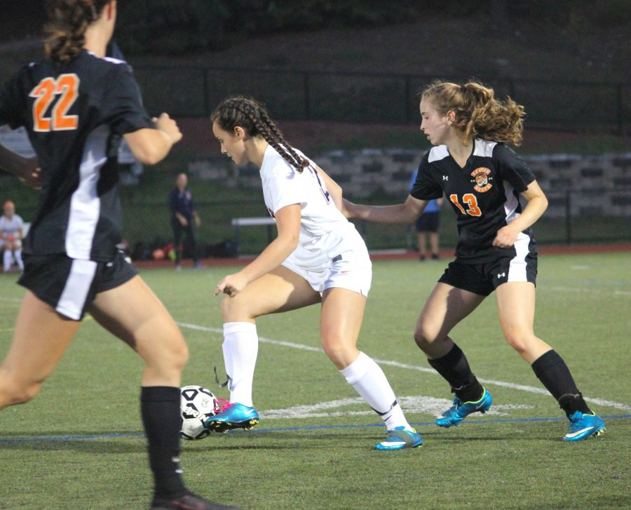 Gallery: Girls Soccer Beats Newton North in Season Opener