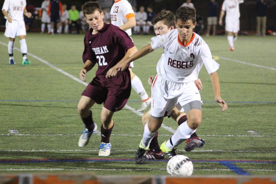Boys Soccer Makes Walpole High School History