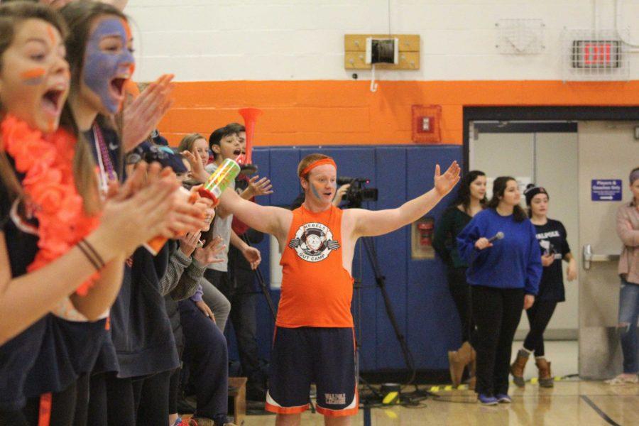 Gallery: Walpole High School Holds Annual Pep Rally