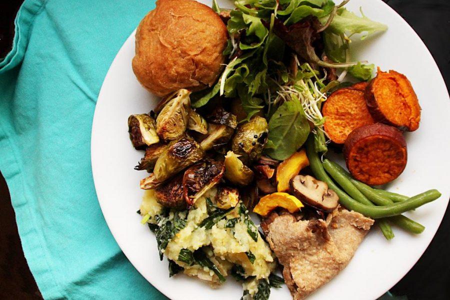 Easy Vegan Thanksgiving Recipes