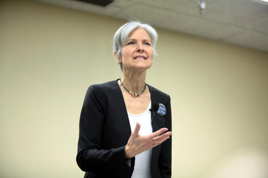 Stein Leads Recount Process, Supported by Less-Hopeful Clinton Team