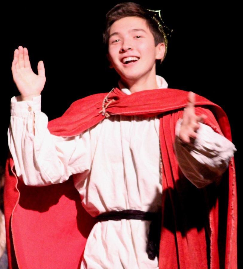 Gallery: Walpole High School Drama Club Presents 'The Somewhat True Tale of Robin Hood'