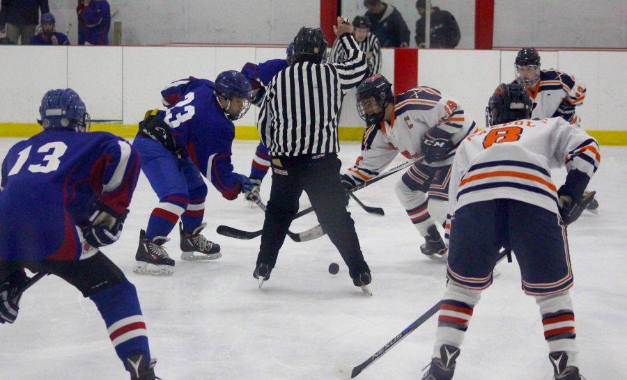 Gallery: Boys Hockey Defeats Brookline, 8-0