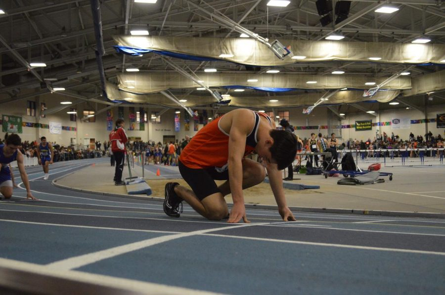 Walpole Boys Track Edges Out Norwood 47-44