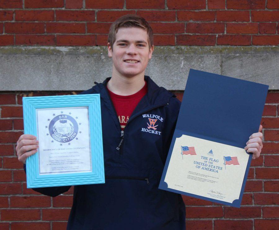Heffernan Wins Prestigious Good Citizens Award