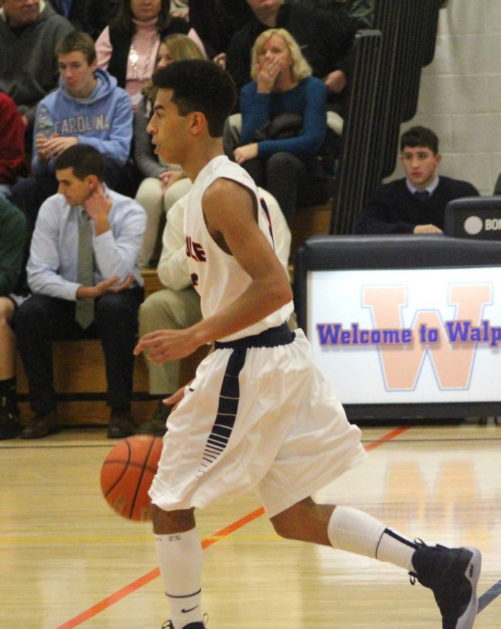 Boys Basketball Starts Season with a 60-50 Win over Bishop Feehan