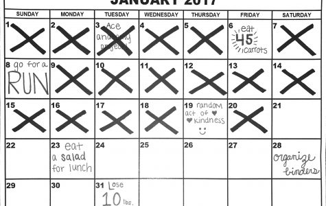 Don't Get Caught Up in Unrealistic New Year's Resolutions