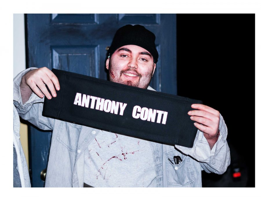 Walpole High Sophomore Anthony Conti Creates His Own Hollywood Film