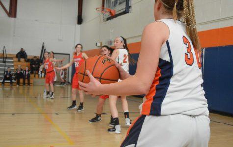 Gallery: Walpole Girls Basketball Defeats Burlington 56-40