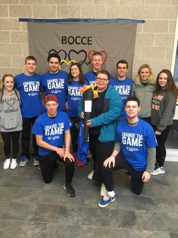 MASC Holds Annual Unified Bocce Tournament