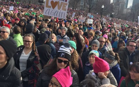 Women's March Marks A Step Forward in the Fight for Equality