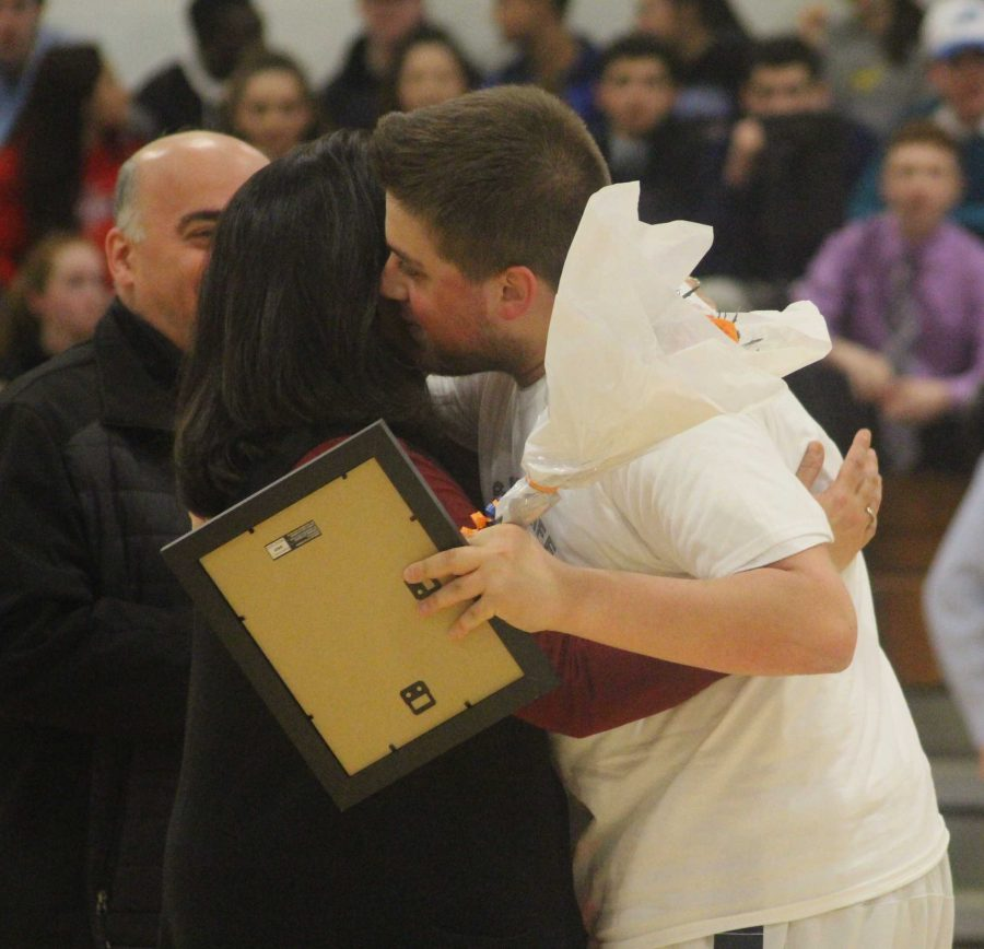 Gallery: Boys Basketball Defeats Norwood 48-43 on Senior Night