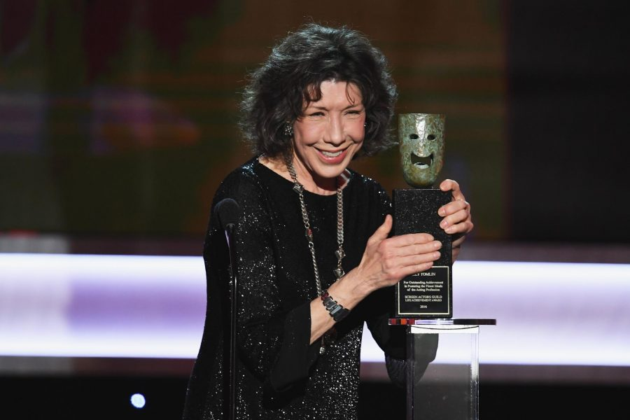 23rd Annual SAG Awards Quickly Turns into Political Protest