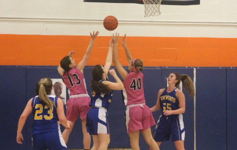 Gallery: Girls Basketball Crushes Norwood 55-41 on Senior Night